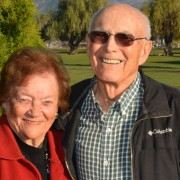 Well-known Penticton residents Marlene and Roy Phillips have stepped forward with a $30,000 donation to the South Okanagan Similkameen Medical Foundation's $20-million campaign to provide the medical equipment for the upcoming $325-million expansion of Penticton Regional Hospital.