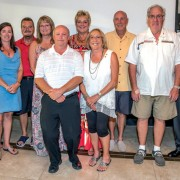 Members of the Rotary Club of Osoyoos are donating $30,000 to the SOS Medical Foundation's $20-million campaign to provide medical equipment for the new tower at Penticton Regional Hospital.