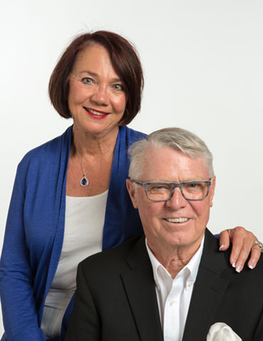 After donating $1.5 million in 2015 to the South Okanagan Similkameen Medical Foundation's $20-million PRH equipment campaign, Sylvia and George Melville will now see their name associated with the UBC Faculty of Medicine facilities in the new tower. (Photo courtesy of Gemini Visuals)
